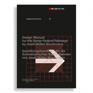 Josef Müller-Brockmann. Passenger Information System. Design Manual for the Swiss Federal Railways