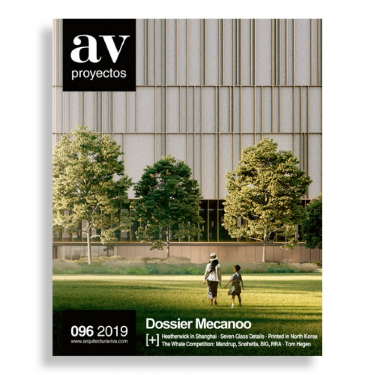 AV Proyectos #96. Mecanoo