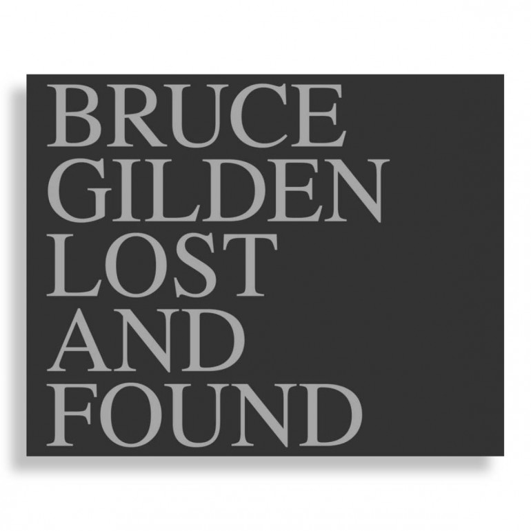 Bruce Gilden. Lost and Found