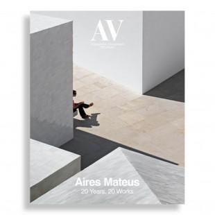 AV #225. Aires Mateus. 20 Years, 20 Works