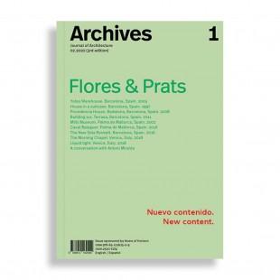 Archives #1. 3ª Edición. Flores & Prats