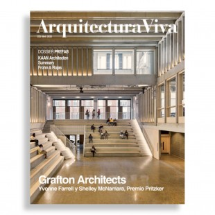 Arquitectura Viva #223. Grafton Architects. Yvonne Farrell y Shelley Mcnamara, Premio Pritzker