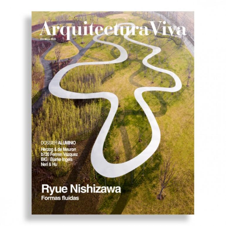 Arquitectura Viva #224. Ryue Nishizawa. Formas Fluidas