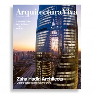 Arquitectura Viva #221. Zaha Hadid Architects. Cuatro Colosos. De Pekín a Doha
