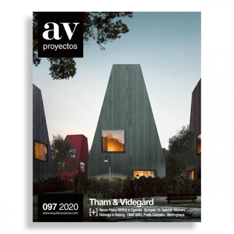 AV Proyectos #97. Tham & Videgård