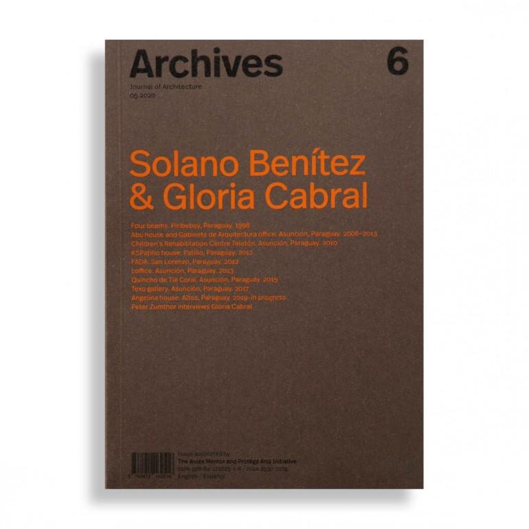 Archives #6. Solano Benitez & Gloria Cabral