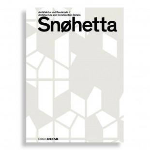Snøhetta. Architecture and Construction Details