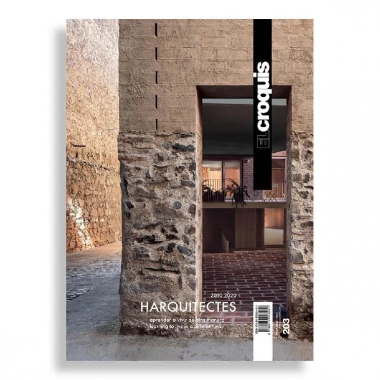 El Croquis #203. Harquitectes 2010-2020