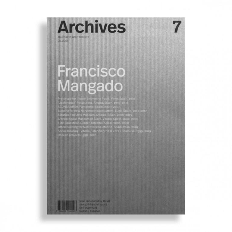 Archives #7. Francisco Mangado