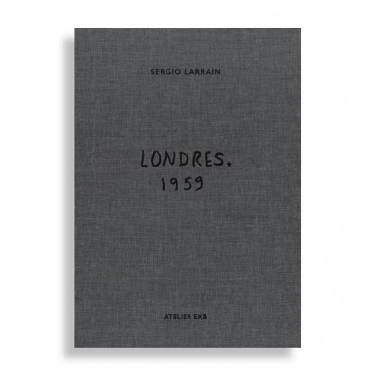 Londres 1959. Sergio larrain